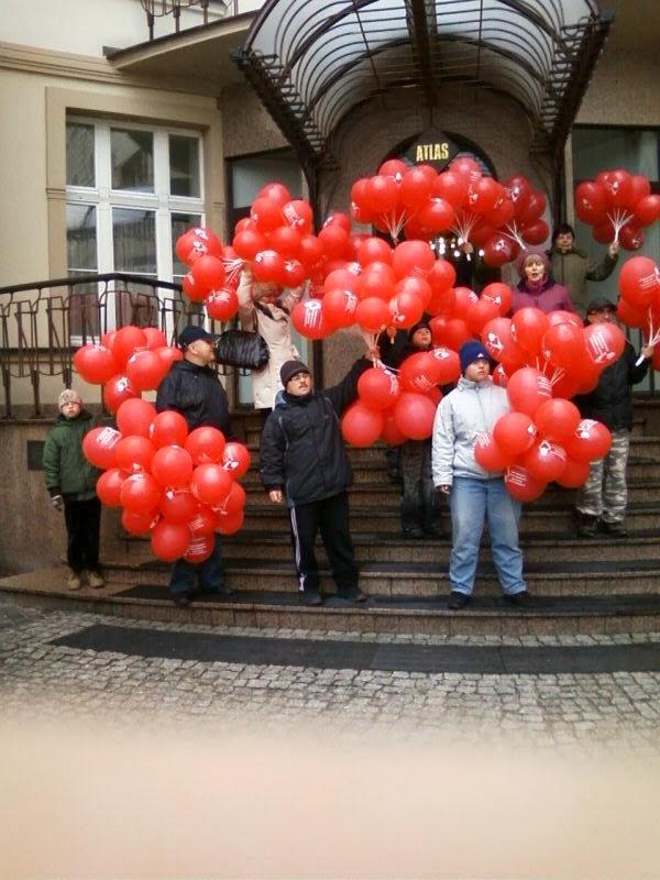 akcja balonowa