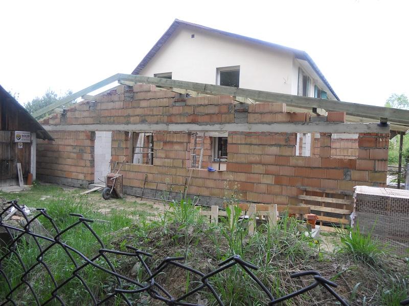..i konstrukcja dachu