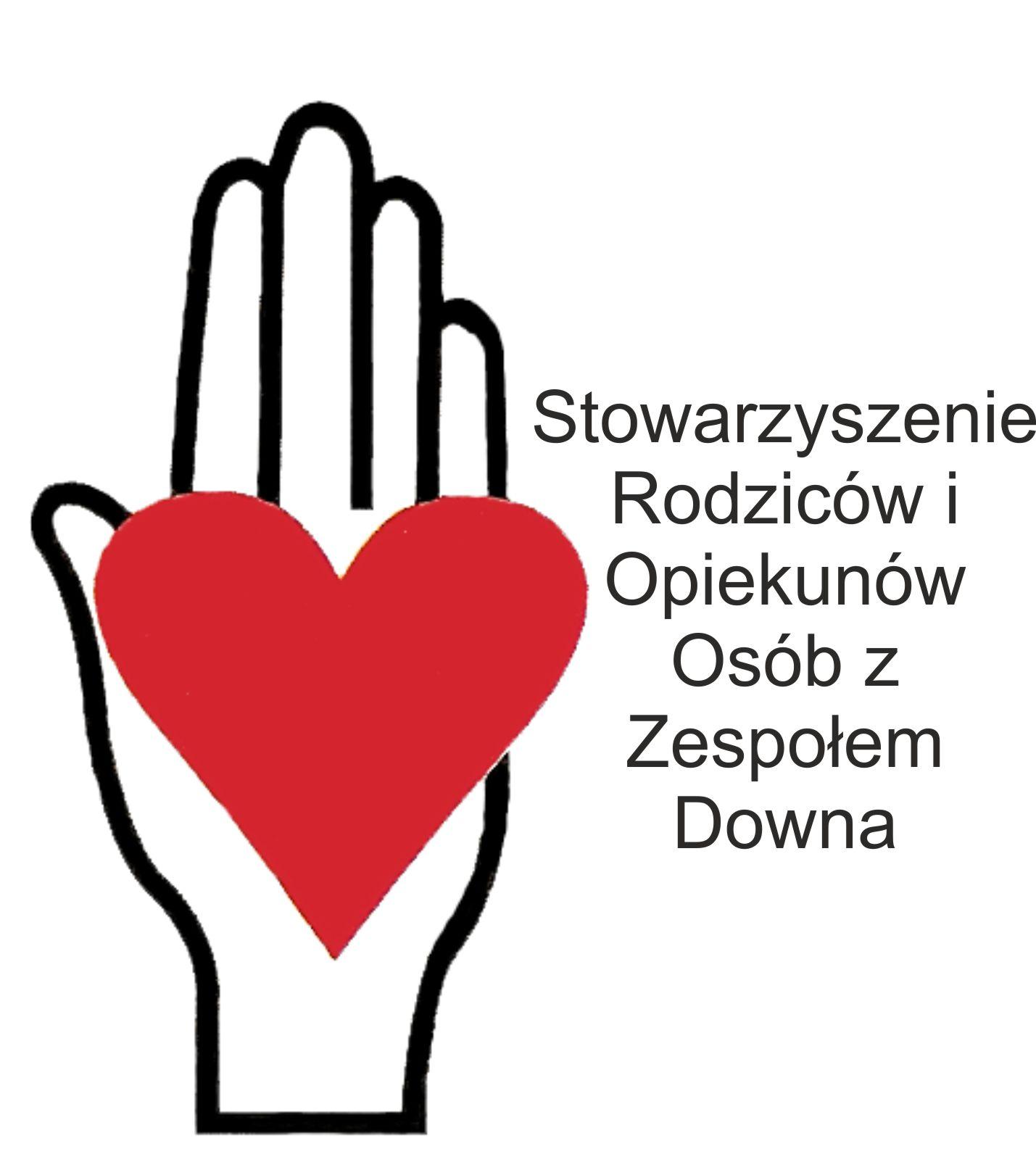logo stowarzyszenia z napisem